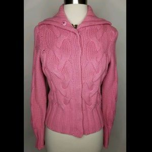 Design History 100% PURE Cashmere Sweater Pink XS